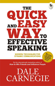 The Quick and Easy Way to Effective Speaking by Dale Carnegie - ey-estopper
