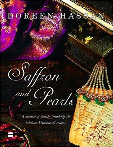Saffron and Pearls - Doreen Hassan - ey-estopper