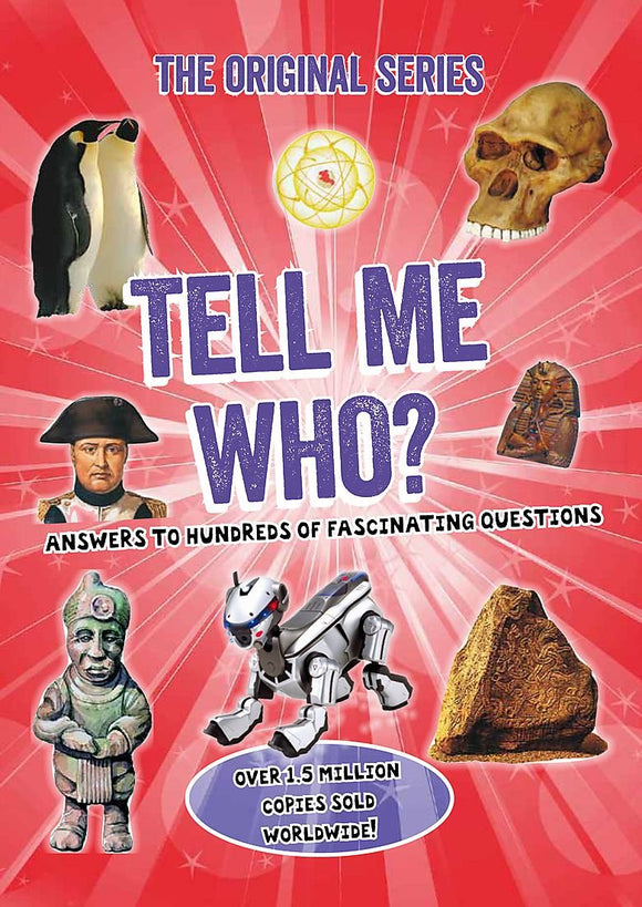 Tell Me Who? (Tell Me Series) Paperback – 31 Oct 2014 by Bounty ( - ey-estopper