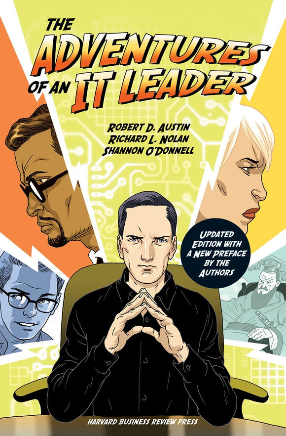 The Adventures of an IT Leader, Updated Edition with a New Preface By the Authors by Robert D. Austin - ey-estopper