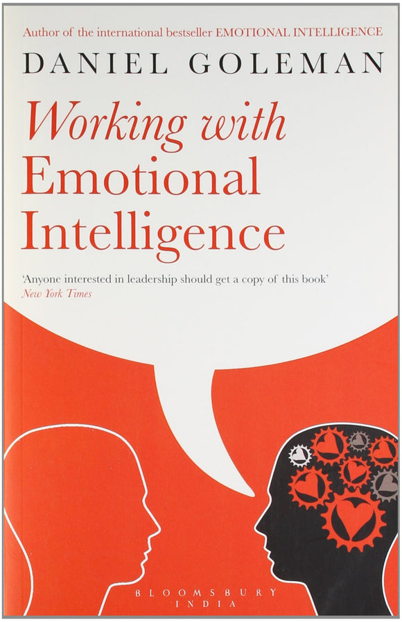 Working with Emotional Intelligence Paperback – 2001 by Daniel Goleman  (Author)  4.2 out of 5 - ey-estopper
