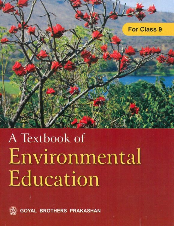 A Text Book of Environmental Education for Class IX Paperback – 2016 by A.N. Rai - ey-estopper