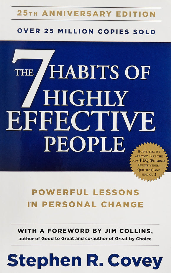 THE 7 HABITS OF HIGHLY EFFECTIVE PEOPLE - ey-estopper