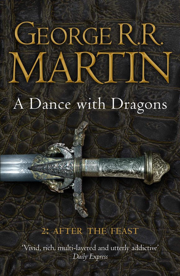 A Dance with Dragon: After the Feast - Part 2 (A Song of Ice and Fire) - ey-estopper