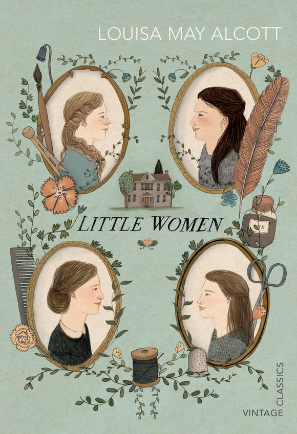 Little Women (Vintage Classics) - ey-estopper