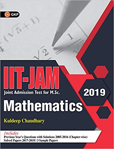 IIT JAM 2019 - Mathematics - ey-estopper