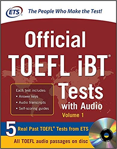 Official TOEFL iBT Tests with Audio: 1 - ey-estopper
