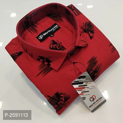 Men Cotton Casual Shirts - ey-estopper