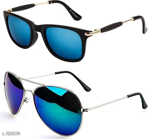Men's Fashionable Sunglasses Combo Vol 3 - ey-estopper
