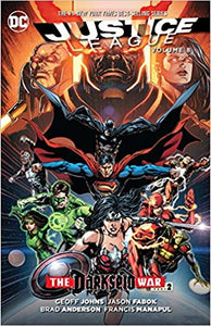 Justice League Vol. 8: Darkseid War Part 2 Paperback – 18 Jan 2017 - ey-estopper