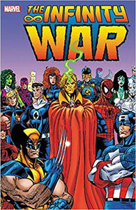 Infinity War (Marvel Masterworks Library) Paperback – 5 Apr 2006 - ey-estopper