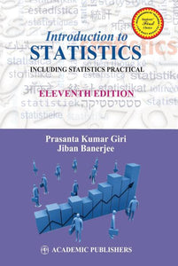 INTRODUCTION TO STATISTICS (ENGLISH, PAPERBACK, PRASANTA KUMAR GIRI, JIBAN BANERJEE) - ey-estopper