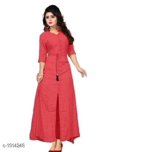 Alaska trendy fashionable kurti