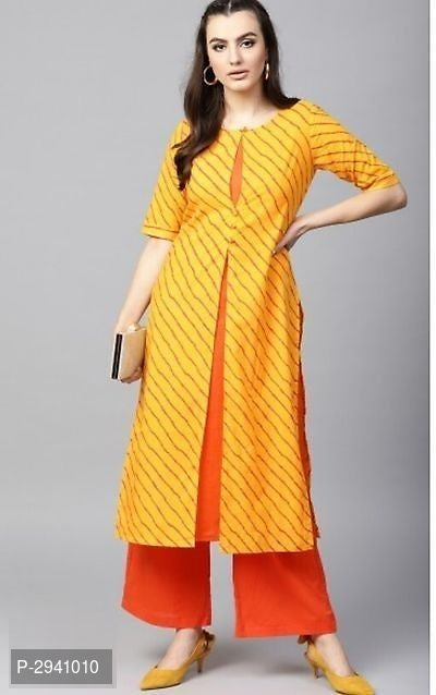 Cotton Double layer Kurti