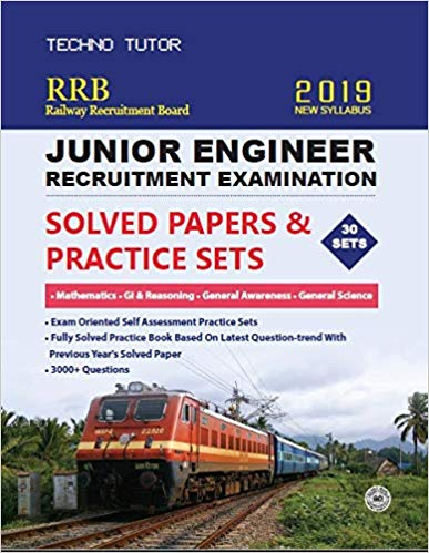 RRB Junior Engineer Recruitment Examination (Solved Papers & Practice Tests) Paperback – 12 Feb 2019 - ey-estopper