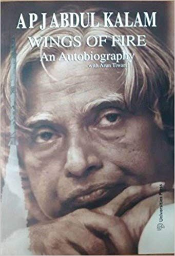 WINGS OF FIRE: AN AUTOBIOGRAPHY OF ABDUL KALAM - ey-estopper