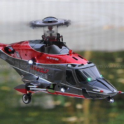 Airwolf 200SD5 5-Rotor