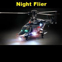 Airwolf 200SD3 Tri-Rotor Deluxe - MyRCVision.com  - 1