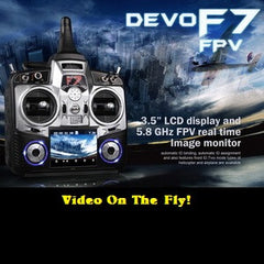 Walkera F7 FPV Video Flight System - MyRCVision.com - 1