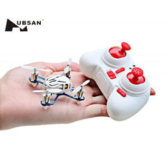 Hubsan H111 Q4 23970 Mini 2.4G 4 CH RC Quadcopter with 3D Eversion Hand Throw Function - Left Hand Throttle - MyRCVision.com  - 1