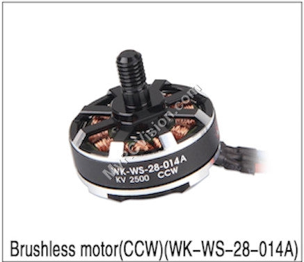 F210-Z-22 Brushless motor(CCW)(WK-WS-28-014A)