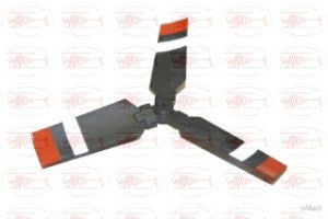 HM-CB180-Z-02Q Tail Blade (Orange)
