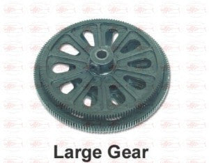 HM-ENERCO500-Z-21 Large Gear