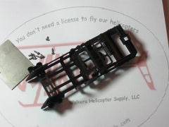HM-Airwolf 200SD3-Z-10 Battery frame - MyRCVision.com