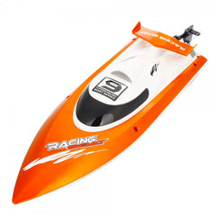 FT009 4 Channel 2.4GHz Water Cooled High Speed Racing RC Boat - MyRCVision.com  - 1