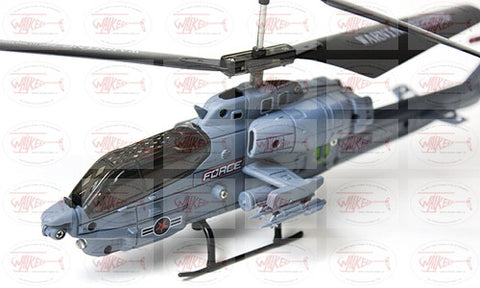 SYMA S108G 3-Channel RC Military Training Copter