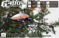 G400 GPS Series Helicopter - MyRCVision.com