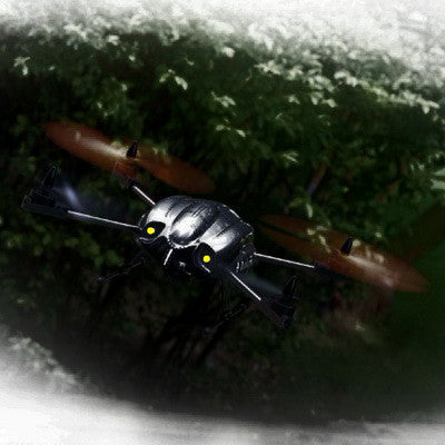 Hoten-X & Hoten-X FPV Quads - Choose Brushed or Brushless!