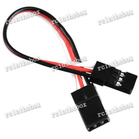 10cm Servo Extension Lead 3Pin Male-Male