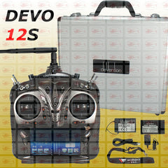 DEVO12S Twelve Channel Transmitters and Receivers - MyRCVision.com  - 1