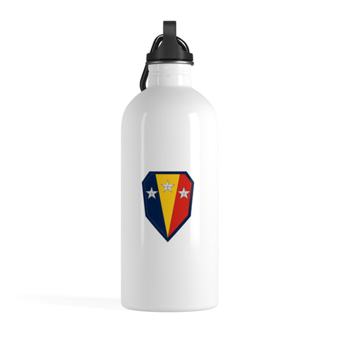 50th/Cav Stainless Steel Water Bottle