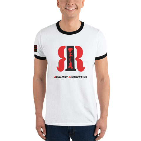 Resilient Regiment Ringer T-Shirt