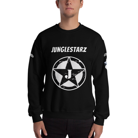 JungleStarz Customizable Sweatshirt