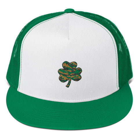 St Patty's Day Trucker Cap