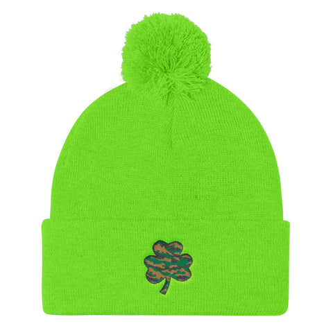St Patty's Day Knit Cap