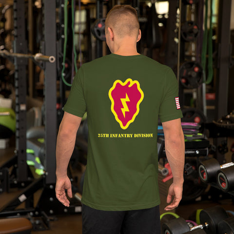 25th Infantry Division T-Shirt