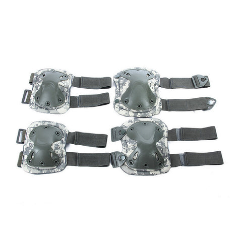 Elbows Knees Protective Safety Gear Pads