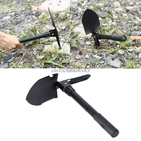 Multi-Purpose Military Tactical Folding Shovel