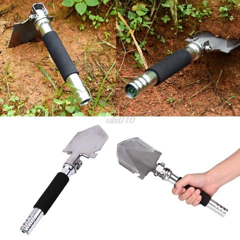 Military Folding Shovel Emergency Tool