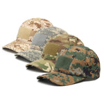 Tactical Camouflage Military Hat