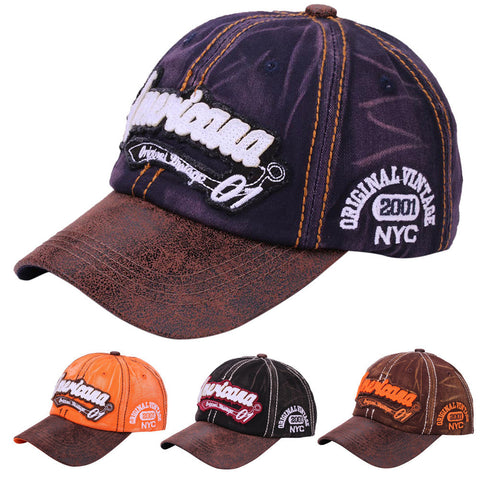 American Outdoor Baseball Cap