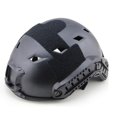 Tactical Army green - black military helmet