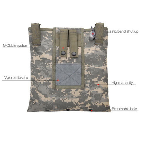 Tactical Accessory Bag Military