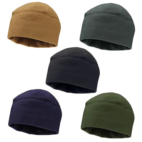 Polar Fleece Thickened Military Army Beanie