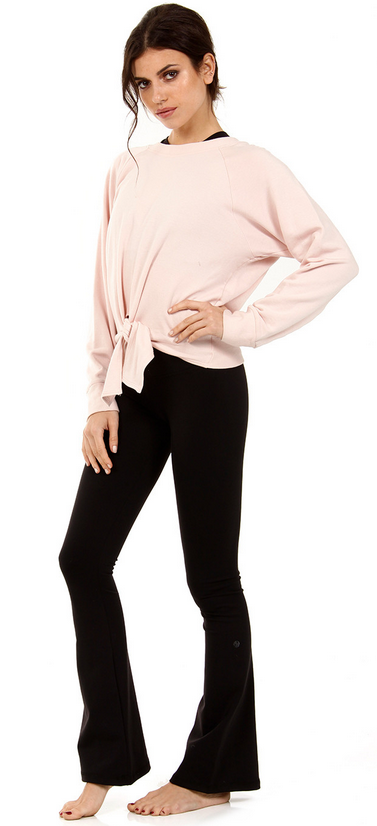 Sky Sweatshirt Blush