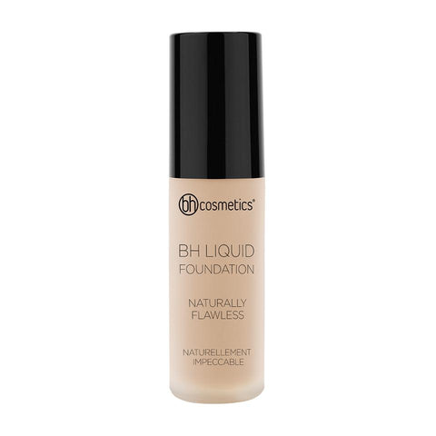 bh cosmetics- Naturally Flawless Foundation -205 FAIR GOLDEN
